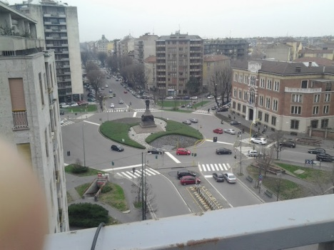 Piazza Buonarroti