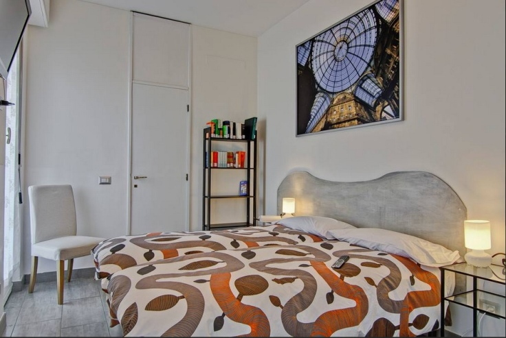camera da letto particolare 2